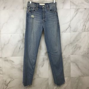 MOTHER The Tomcat Roller Chew Jeans - size 28